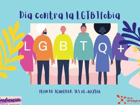 Taller Visibilización de la diversidad afectivo-sexual para la prevención de la LGTBIfobia.