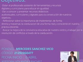 Materiales coeducativos curriculares y digitales. Curso CEP Marbella