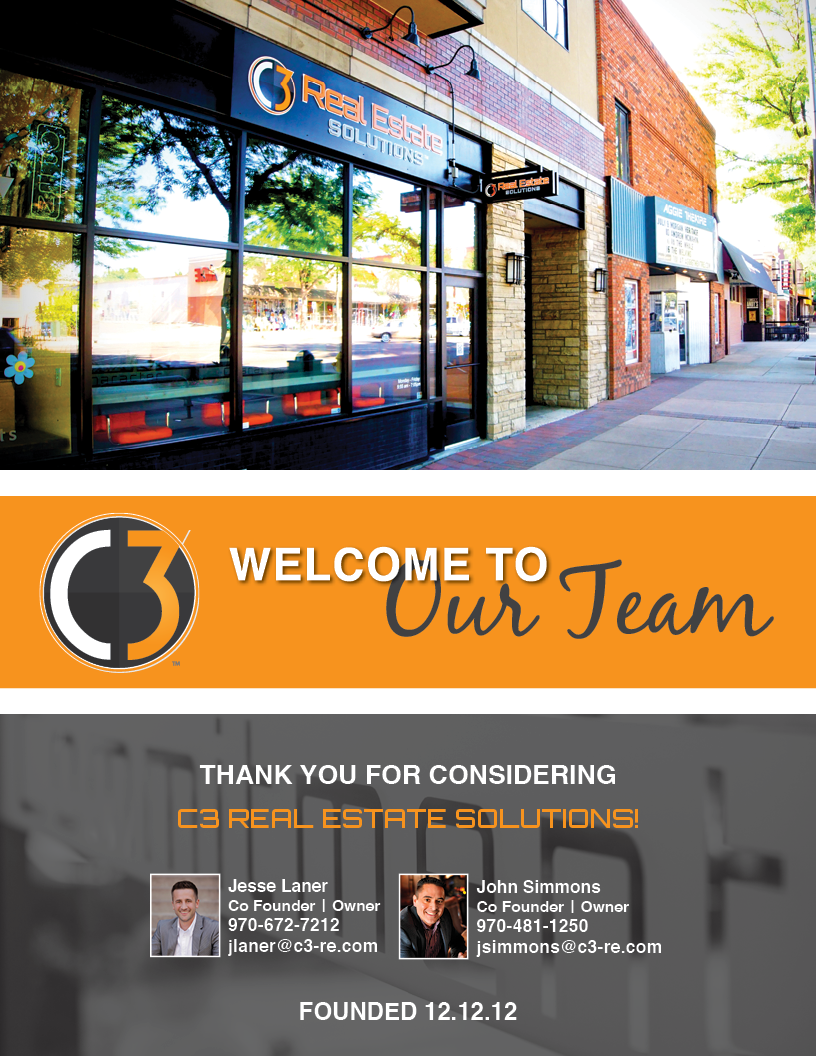 Welcome To Our Team ISSUU - C3
