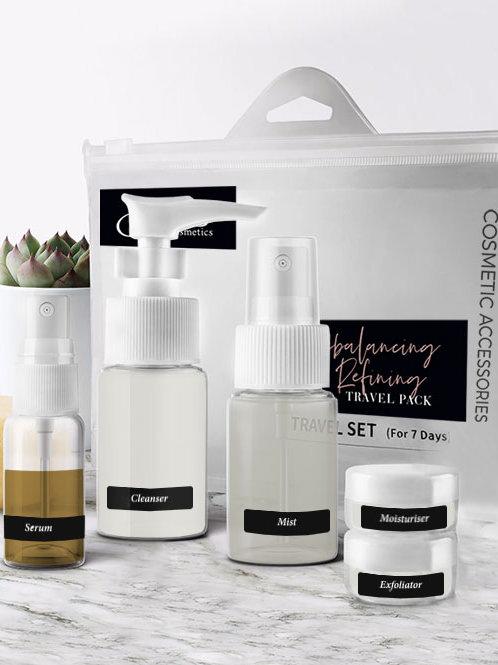 Organic Skincare Travel Set