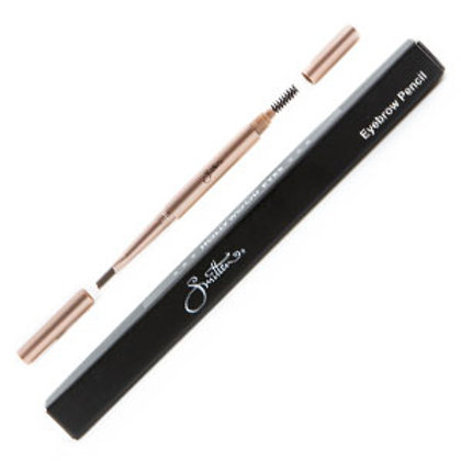 Retractable Brow Pencil with Spoolie Brush - Light