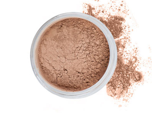 5. Mineral Foundation - Coffee
