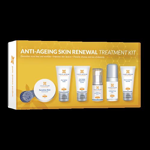 Anti-Ageing Skin Renewal Treatment Kit