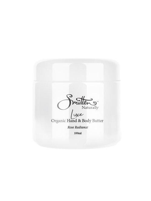Luxe Organic Hand & Body Butter - 100ml
