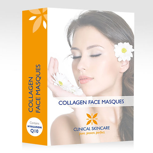 Collagen Face Masques