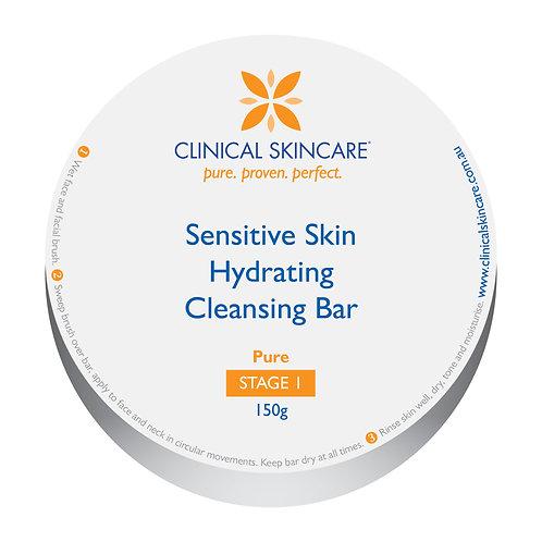 Sensitive Skin Hydrating Cleansing Bar