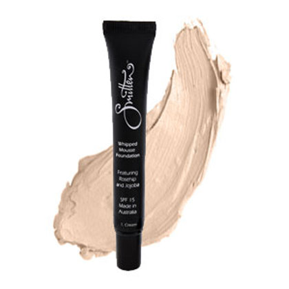 1. Whipped Mousse Foundation - Cream