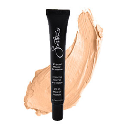 3. Whipped Mousse Foundation - Cappuccino