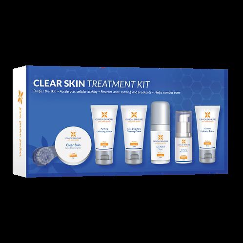 Clear Skin Treatment Kit