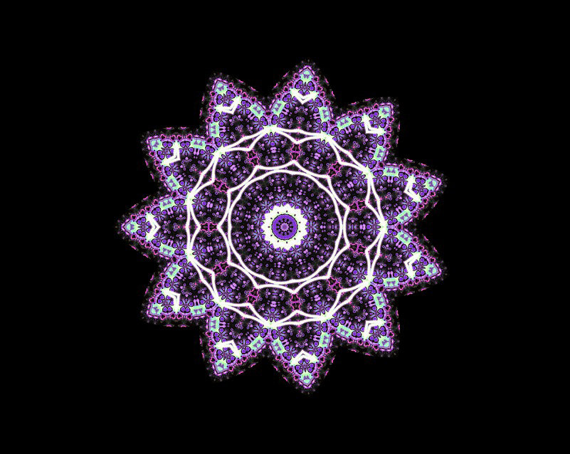 Genetic Lines / Karma Wheel