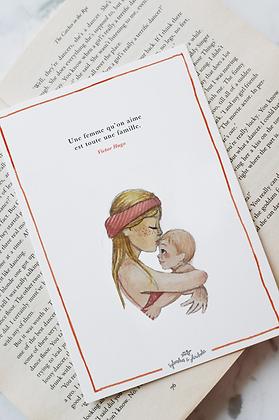 Carte d'ôde aux mamans -9