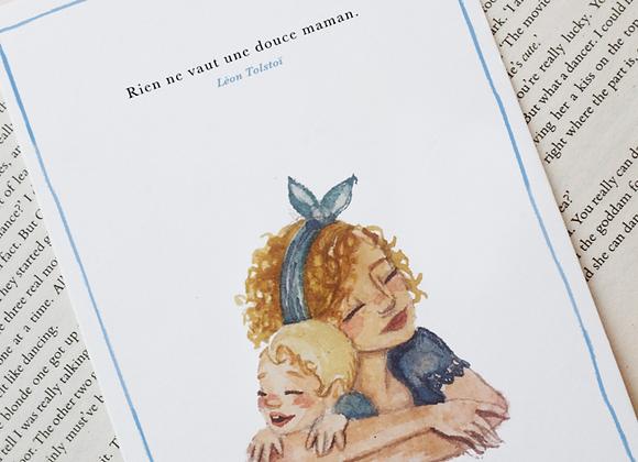 Carte d'ôde aux mamans -2