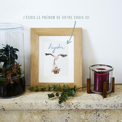 PERSONNALISABLE - Le cadeau du ciel