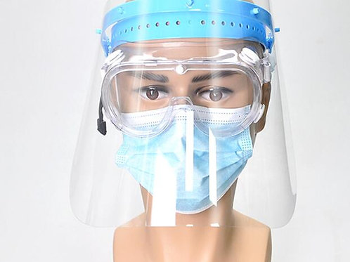 Liftable HD mask