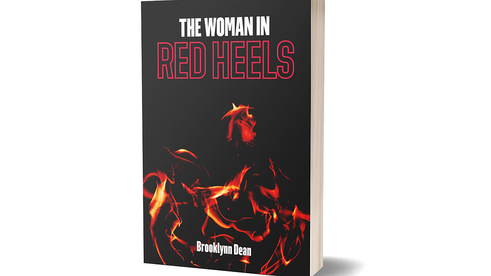 The Woman in Red Heels - Signed Copy