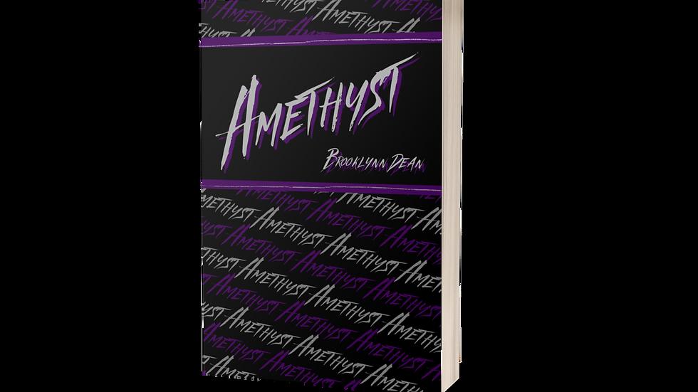 Amethyst - Signed Copy