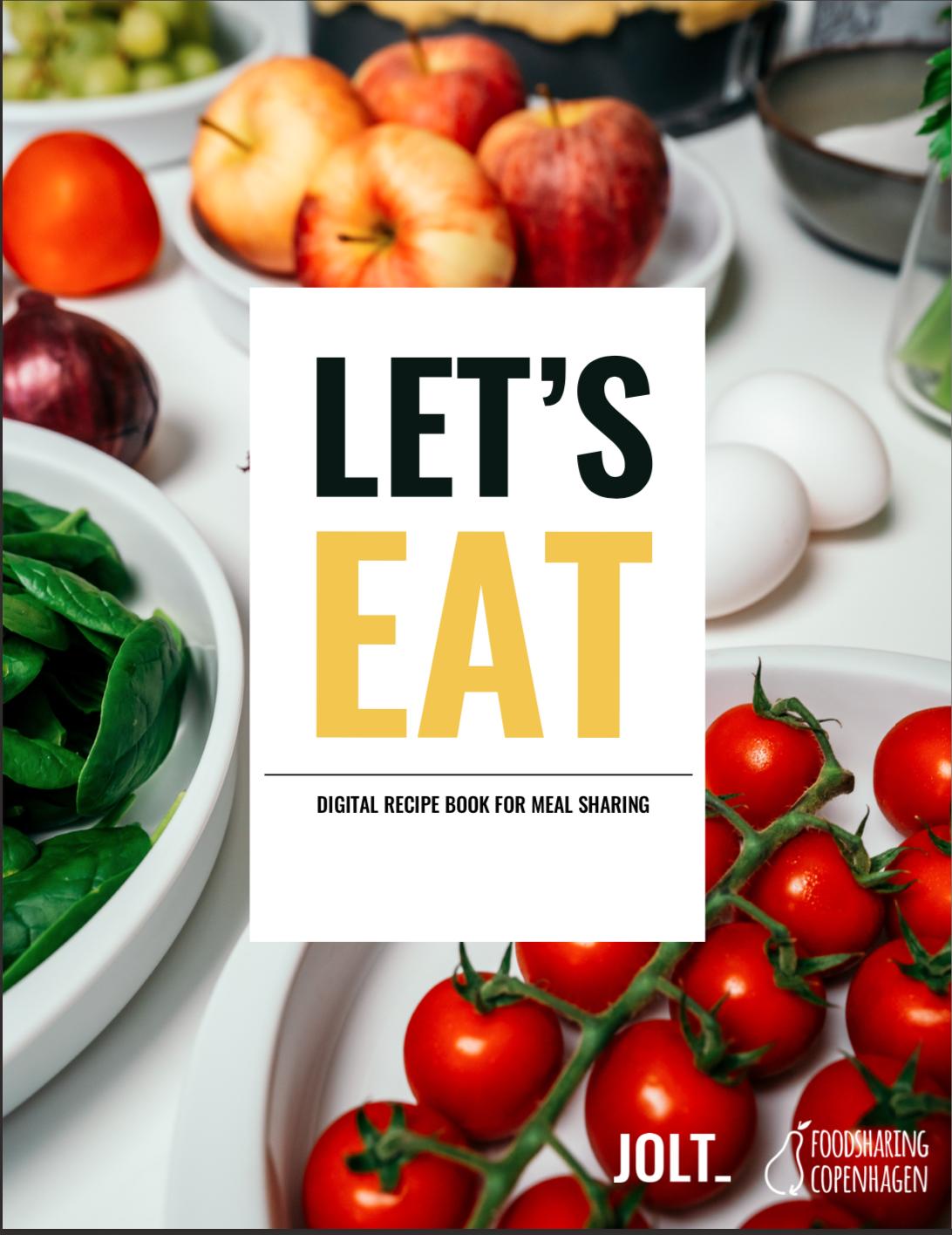 LET'S EAT! DIGITAL RECIPE BOOK