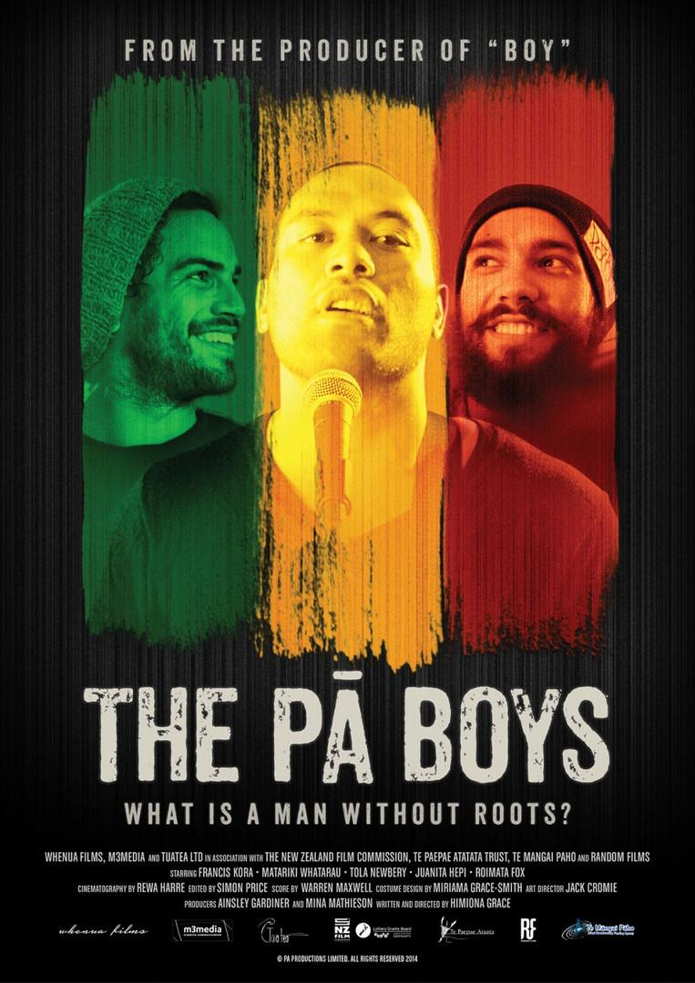 The Pa Boys (2014)