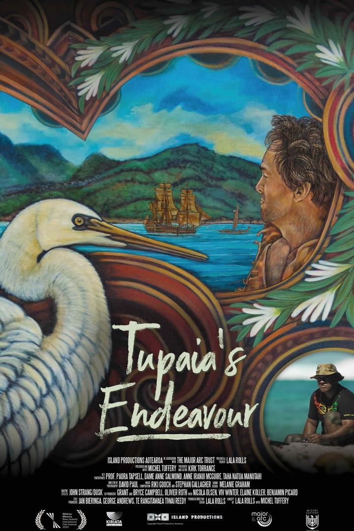 Tupaia's Endeavour (2020)