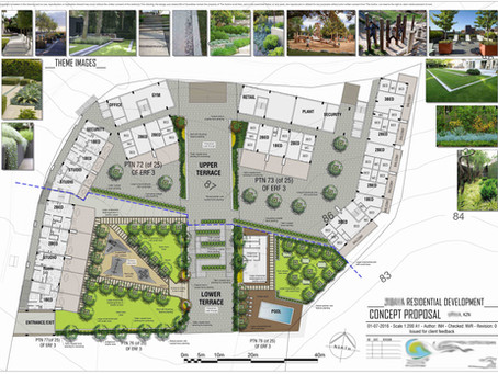 Concept Proposal for a Residential Development