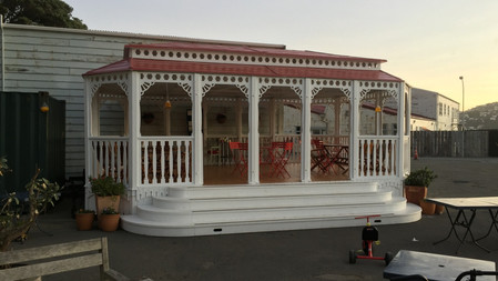 Cricket World Cup Pavilion