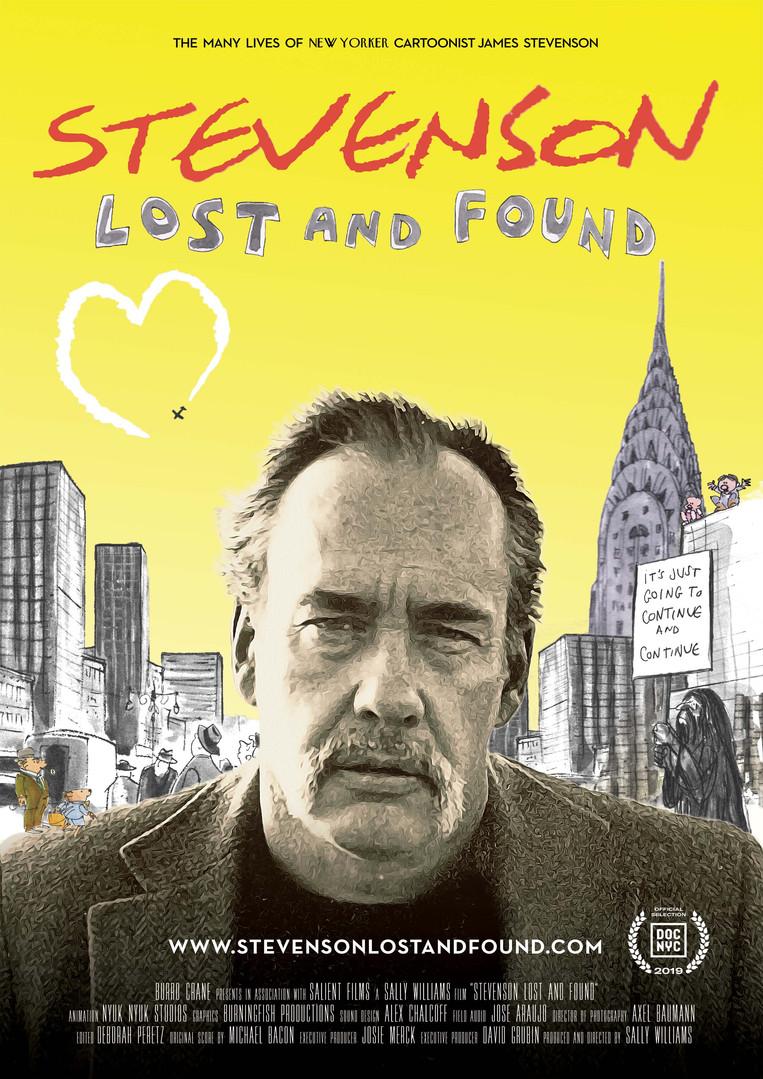 Stevenson - Lost And Found (2019)