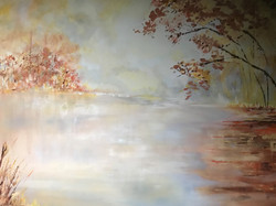 Autumn Tranquil waters