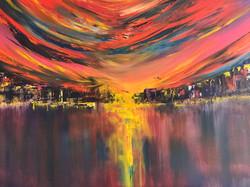 colorful Awakening