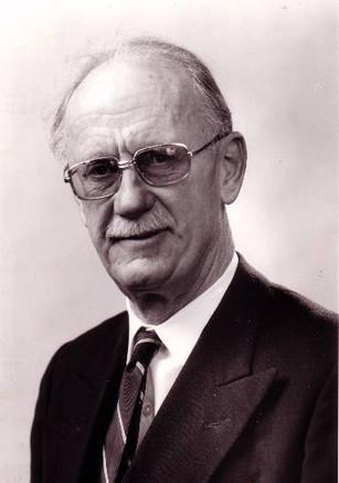 Col. David Sylvester-Bradley OBE