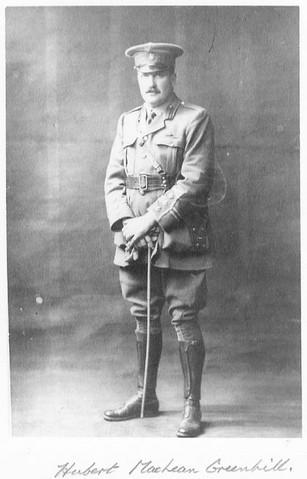 Hubert Maclean Greenhill