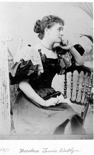 Theodora Greenhill
