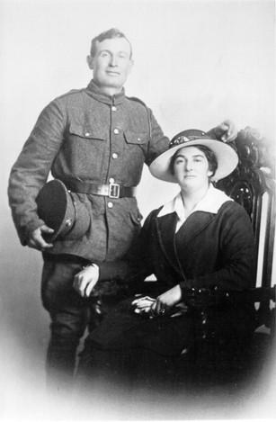 William John Whittle and Emma (nee Carter)