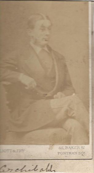 Archibald Farquharson
