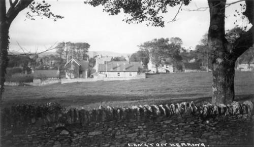 St Peter's Church, Village School and Elm Tree