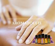 aromatouch modelage massage huiles doterra