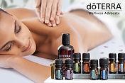 massage huiles essentielles doTerra Brest Nathalie Le Cam