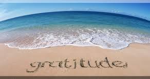 La Gratitude ? Magnifique programme !
