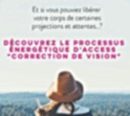 Access Bars Finistère Brest Corection de vision