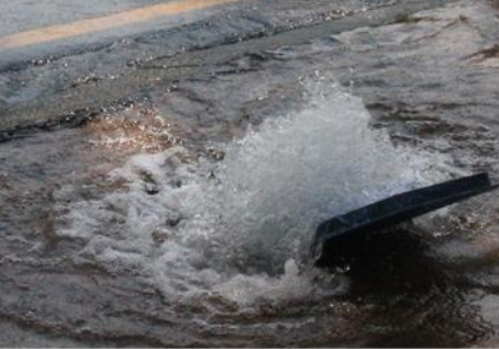 Water Meter Surprise!