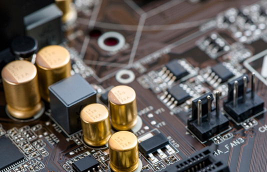 Laptop Circuit Board
