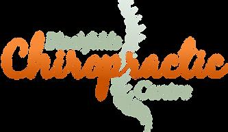 Blackfalds Chiropractic Centre Logo clea