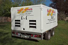 Suttons Generator Hire