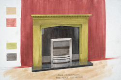 Fireplace Elevation