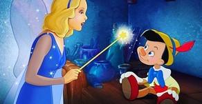 """星に願いを""""When You Wish Upon a Star"""""""