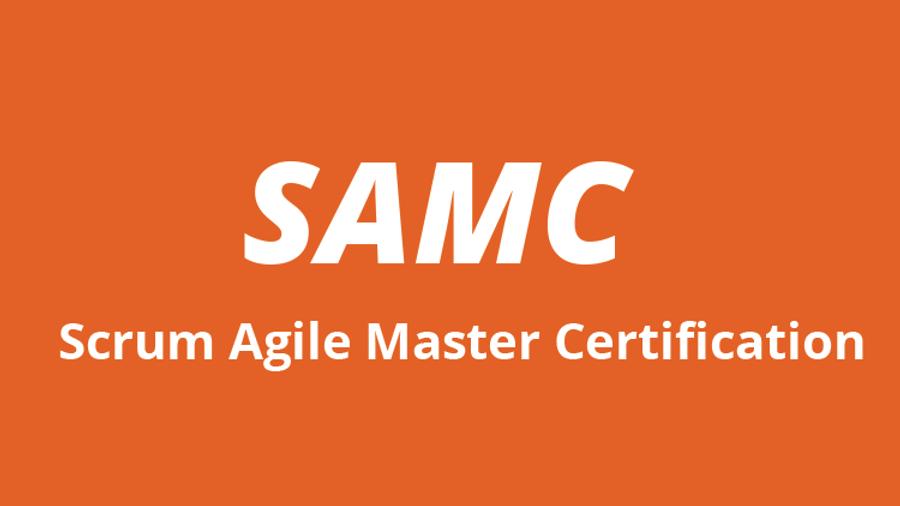SCRUM Agile Master Certified (SAMC™)