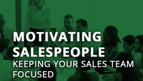 كيفية تحفيز فريق مبيعاتك بطرق رائعة