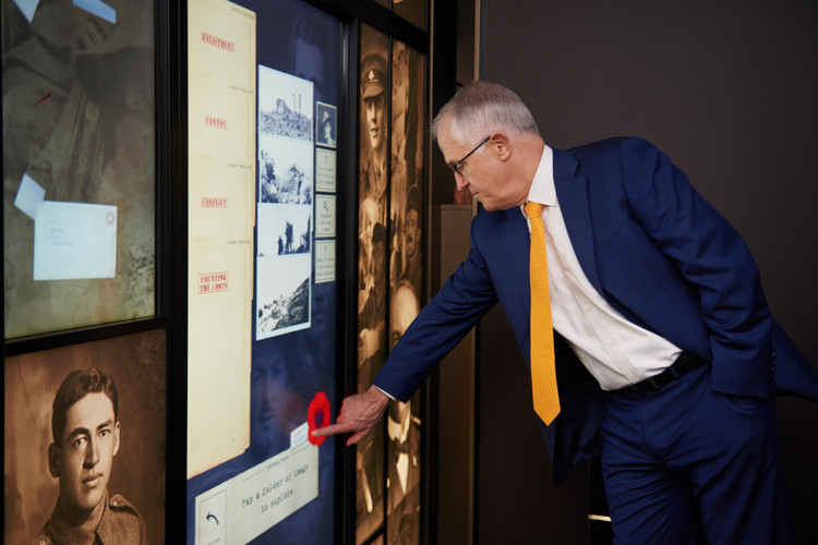 Australian Prime Minister Visit 2017