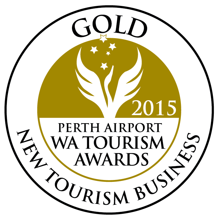 2015 Perth Airport New Tourism Business GOLD