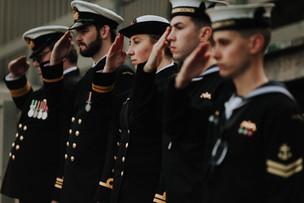US Submariners Memorial Service 2020