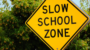 It's back to school – remember 40km/h zones